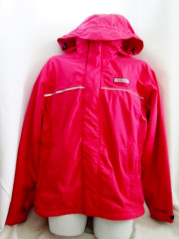 MENS VINEYARD VINES Windbreaker Jacket Coat Parka SALMON PINK RED S Running Fitness