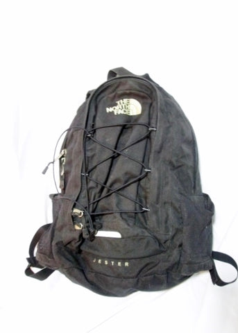 THE NORTH FACE JESTER  BACKPACK Shoulder Rucksack Travel BAG BLACK Book
