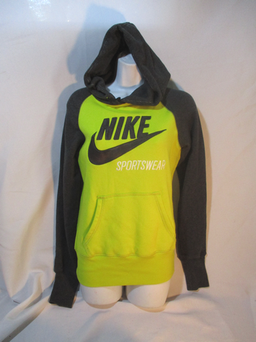NEW NIKE Sweatshirt Signature Hoodie Sweatshirt Top S Sportswear Womens