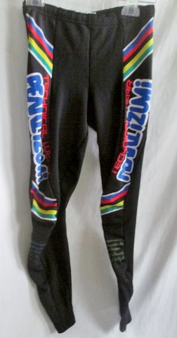 Womens Pearl Izumi  Technical Fitness Active Wear Pants Black Run Bike BLACK S Japan