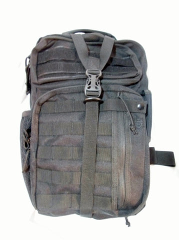 3V Gear VENI VIDI VICI Tactical Hiking Backpack BACKPACK Rucksack BAG BLACK Travel