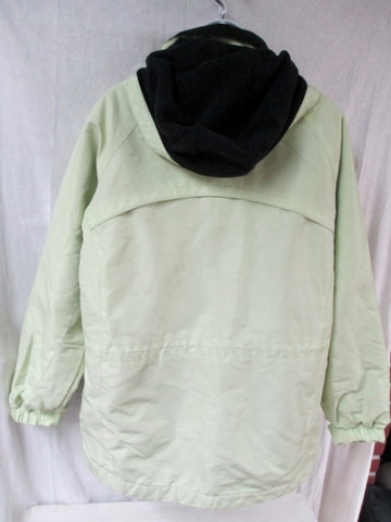 ... Womens PACIFIC TRAIL SEATTLE JACKET Ski Coat Parka Hooded M GREEN MINT  Snowboard ... d150cdb60
