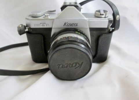 Vintage KOWA 913739 Point and Shoot Camera Japan SETR + 50mm Lens