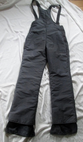 Mens WHITE STAG SKI Insulated Overalls Snowboard Snow Pants Suit GRAY 34 Snowmobile