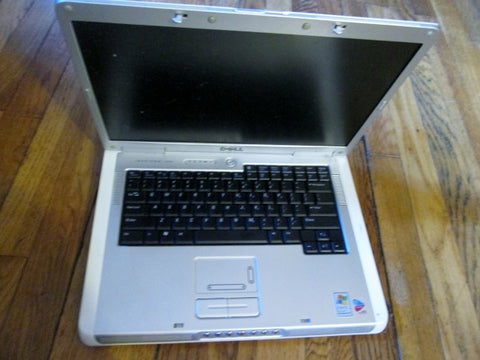 "Dell Inspiron 6000 Silver Laptop 15.4"" Laptop Notebook Computer PARTS ONLY"