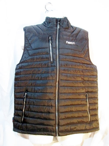 NEW Mens STORMTECH CREW PERFORMANCE Puffer Vest XL Sleeveless Coat Jacket BLACK