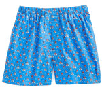 NEW VINEYARD VINES HOCKEY Cotton Boxers Shorts Underwear M ROYAL BLUE