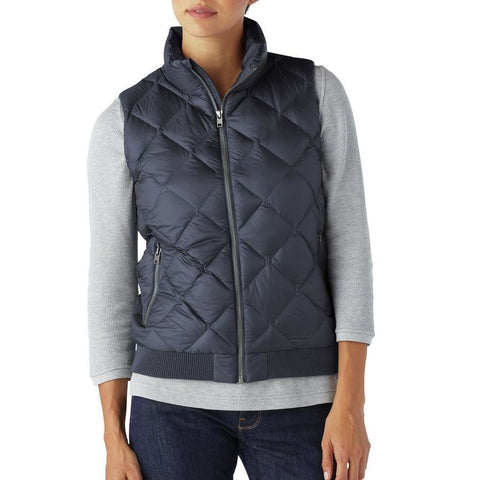 NWT Womens Patagonia PROW BOMBER Vest BLACK XS Down Puffer NEW