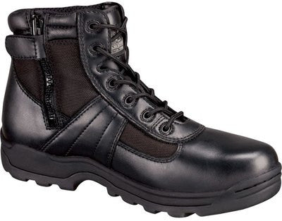 Mens THOROGOOD 804-6190 WATERPROOF Safety Toe Black Boot 5.5