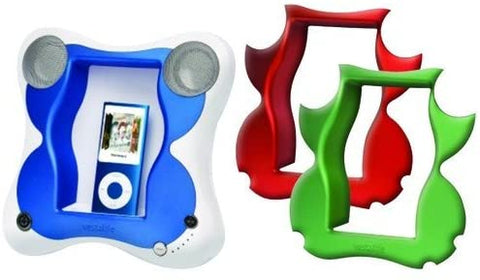 NEW NIB Vestalife Butterfly Speaker Dock for iPod