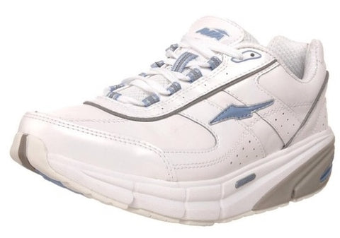 NEW Womens AVIA ARCHROCKER FLEX-Plus Running Sneakers Athletic Shoes 8 WHITE Trainers