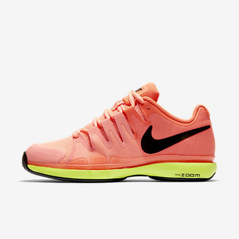 Nike VAPOR TOUR Running Sneaker Trainer 6.5 PINK ORANGE NEON FLU