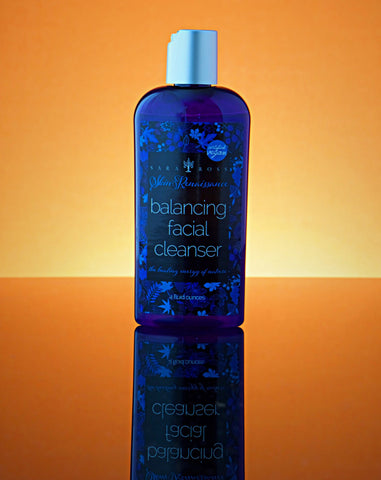 Balancing facial cleanser. 4 ounces.