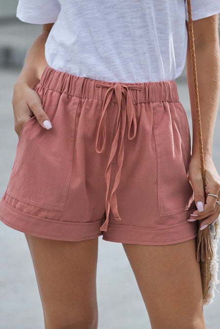 Maya Pocket Shorts