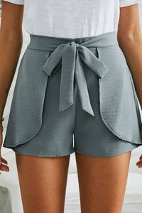 Stevie Front Tie Shorts