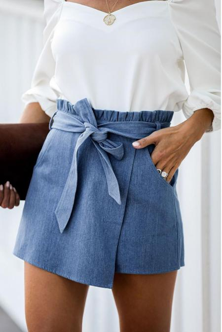 Dream Out Loud Denim Skort
