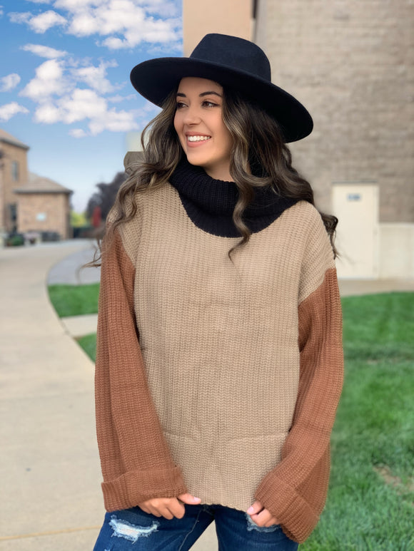 Fall Getaway Sweater