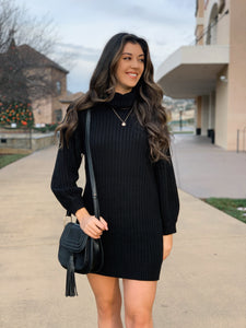Waiting On The Weekend Sweater Dress