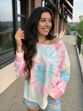 Sweet Dreams Tie Dye Top
