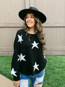Shooting Star Sweater