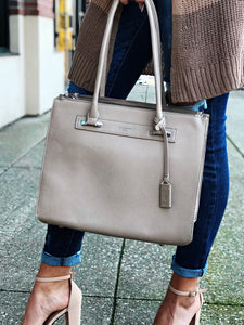 Clearly Chic Bag