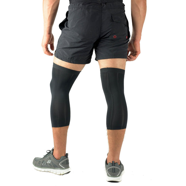 Arthritis Compression Calf Sleeve Infused With Copper (Pair) for Men and Women (Unisex)