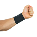 Arthritis & Carpal Tunnel Compression Wrist Sleeves / Supports / Braces Infused With Copper (Pair) for Men and Women (Unisex)