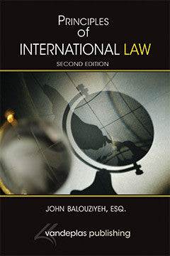 PRINCIPLES OF INTERNATIONAL LAW, SECOND EDITION
