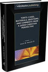 TORTS: CASES, MATERIALS, QUESTIONS, AND COMMENTS FROM A JUDEO-CHRISTIAN PERSPECTIVE