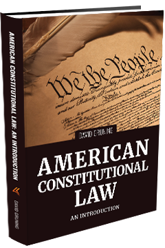 AMERICAN CONSTITUTIONAL LAW: AN INTRODUCTION