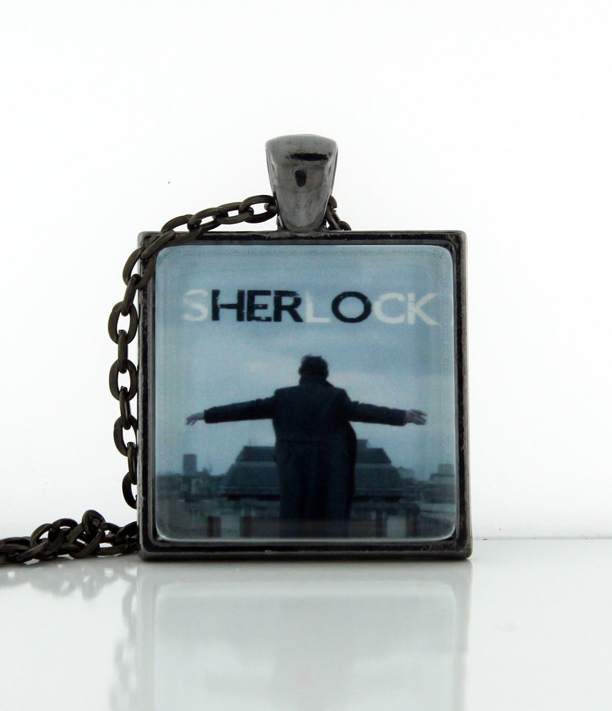 Reichenbach Feels Necklace