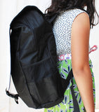 High Functioning Sociopath  Canvas Backpack - Consulting Fangeeks - 2