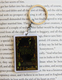 Sherlock Holmes Book Acrylic Figure Keychain - Consulting Fangeeks - 1