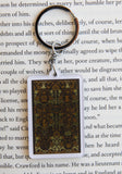 Sherlock Holmes Book Acrylic Figure Keychain - Consulting Fangeeks - 2