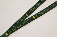 """Classic Baker Street"" Lanyard - Consulting Fangeeks - 1"