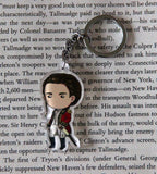 John Andre Acrylic Figure Keychain - Consulting Fangeeks - 1