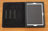 I Am Sherlocked iPad 2,3,4, iPad Mini, Canvas and Suede Protection Case - Consulting Fangeeks - 2