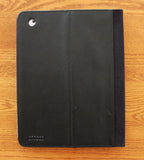 London Chronicles iPad 2,3,4, iPad Mini, Canvas and Suede Protection Case - Consulting Fangeeks - 4