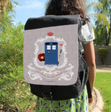 Wholocked Canvas Backpack - Consulting Fangeeks - 1