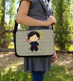 Baby Sherlock Messenger Bag - Consulting Fangeeks - 2