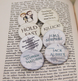 Aubreyad Button Gift Set - Consulting Fangeeks - 1