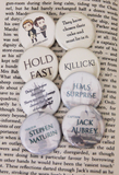 Aubreyad Button Gift Set - Consulting Fangeeks - 2