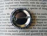 Sherlock Themed Pinback Buttons - Consulting Fangeeks - 4