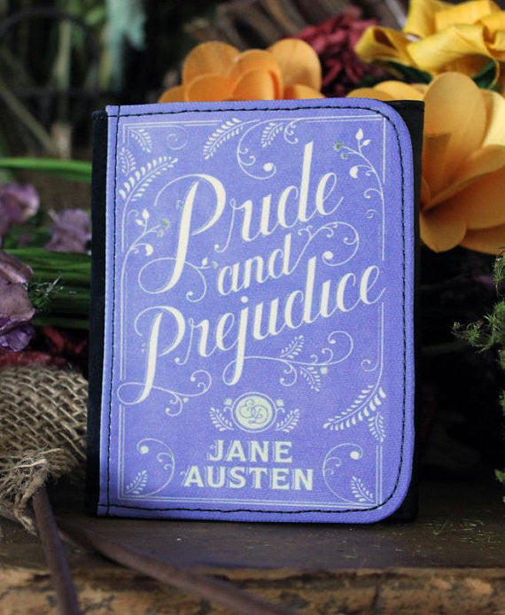 Pride & Prejudice Book Wallet