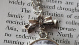 The World Is Full Metal Pendant Necklace - Consulting Fangeeks - 3