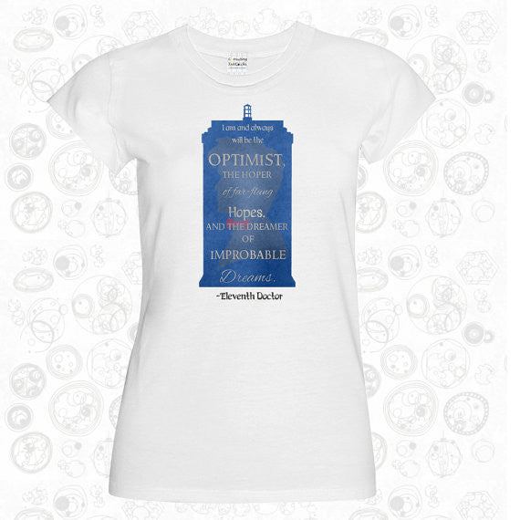 """Dreamer"" Short Sleeved T-Shirt - Consulting Fangeeks - 1"