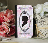 North & South Margaret Hale Silhouette 2in1 Phone Wallet - Consulting Fangeeks - 1