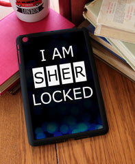 """I Am SHERlocked"" iPad 2,3,4, iPad Mini, Kindle Fire Case - Consulting Fangeeks - 1"