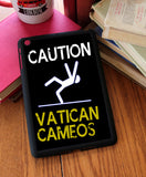 """Vatican Cameos!"" iPad 2,3,4, iPad Mini, Kindle Fire Case - Consulting Fangeeks - 1"