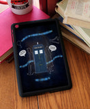 """Wholocked The Blue Box"" iPad 2,3,4, iPad Mini, Kindle Fire Case - Consulting Fangeeks - 1"